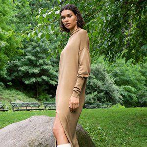Aritzia Cyprie 100% Wool Sweater Dress